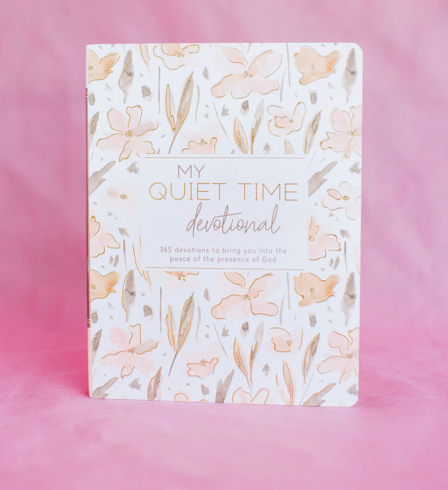 My Quiet Time Devotional Book