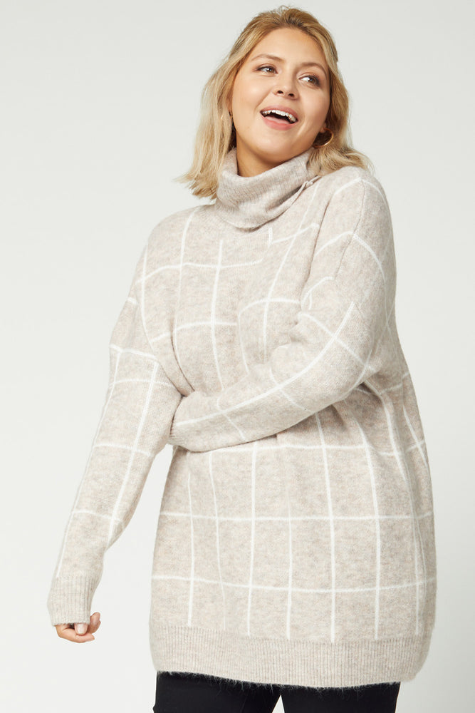 S'mores by the Fireside Sweater-Plus Size-**Available for Pre-Order**