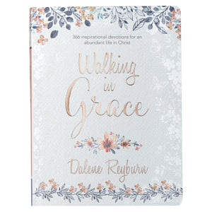 Walking in Grace Devotional Book