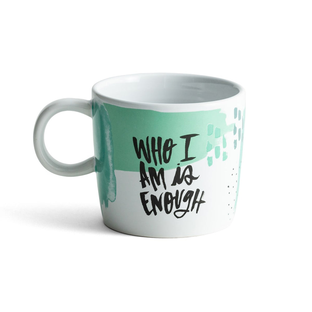 Who I Am Coffee Mug