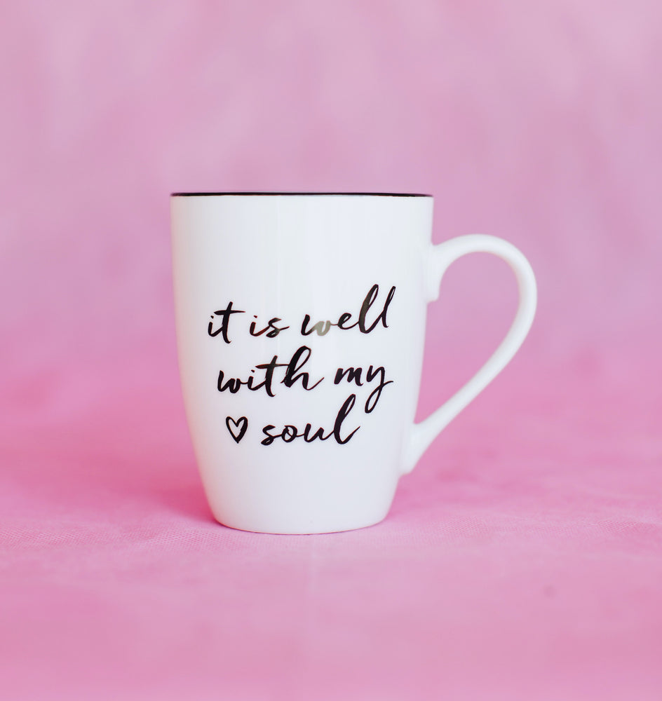 It is Well Coffee Mug