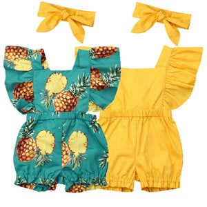 Baby Savannah Jumpsuit