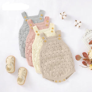 Baby Fashion Knitted Outfit