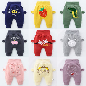 Newborn Baby Cartoon Pant