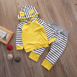 Baby Hooded Set