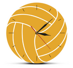 Horloge Murale Originale<br> Ballon de Volley - Horloge Design