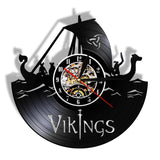 Horloge LED<br> Bateau Viking - Horloge Design