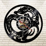 Horloge LED<br> Dragon Ancien - Horloge Design