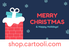 Load image into Gallery viewer, Cartooli Gift Card