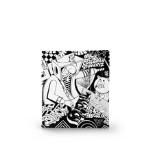 Load image into Gallery viewer, Lunch Bags by Gameza (Black & White)