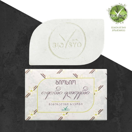 Biosyo - Soap Clay - for oily skin - Smooth and soft skin - 50 g
