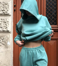 Load image into Gallery viewer, Hoodie Sweatpants Sport Outfits Jogger Set