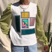 Load image into Gallery viewer, GEOMETRIC sweatshirt