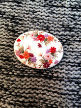 Load image into Gallery viewer, Colorful Brooch. floral brooch. flowers brooch. Polymer Clay jewelry. Handmade accessories.