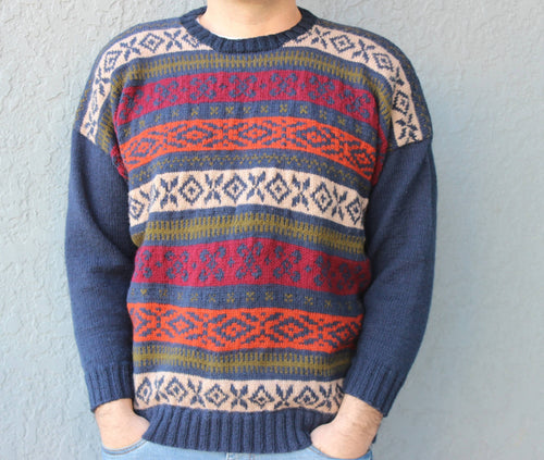 Handmade sweater for Him