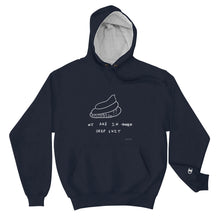 Load image into Gallery viewer, Champion Unixes Hoodie 100% Cotton Shell, design by MARO