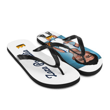Load image into Gallery viewer, Zaza Pachulia Flip-Flops by Gamez
