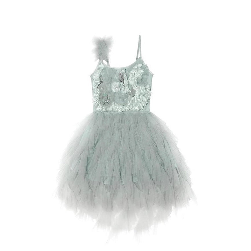 Tutu du Monde   Snapdragon Tutu Dress - Spearmint