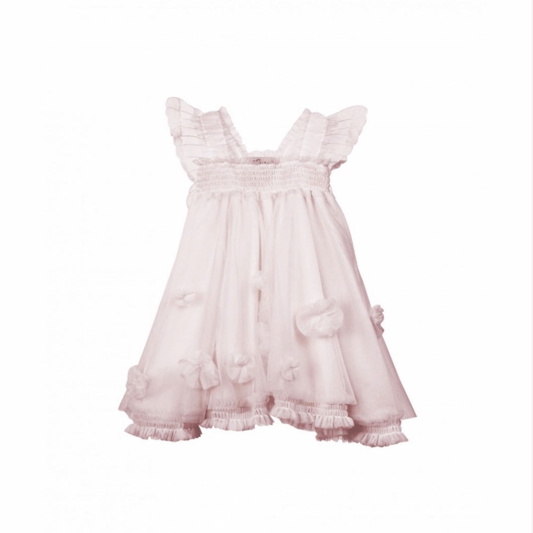 Luna Luna Butterfly Dress- Pink