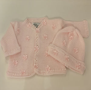 Gita Sweater Set - Pink