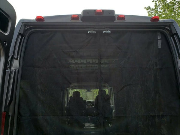 Ram Promaster Mosquito Screens - Rear Door - Ripplewear