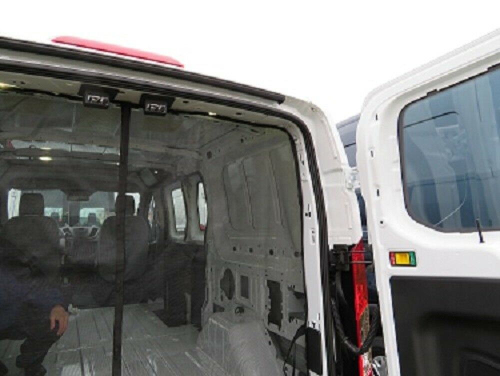 Ford Transit Rear Door Mosquito Screen - High Roof - Ripplewear