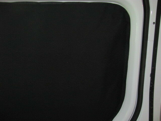 Clearance - Crew Cab Window Cover Black Sprinter - Ripplewear