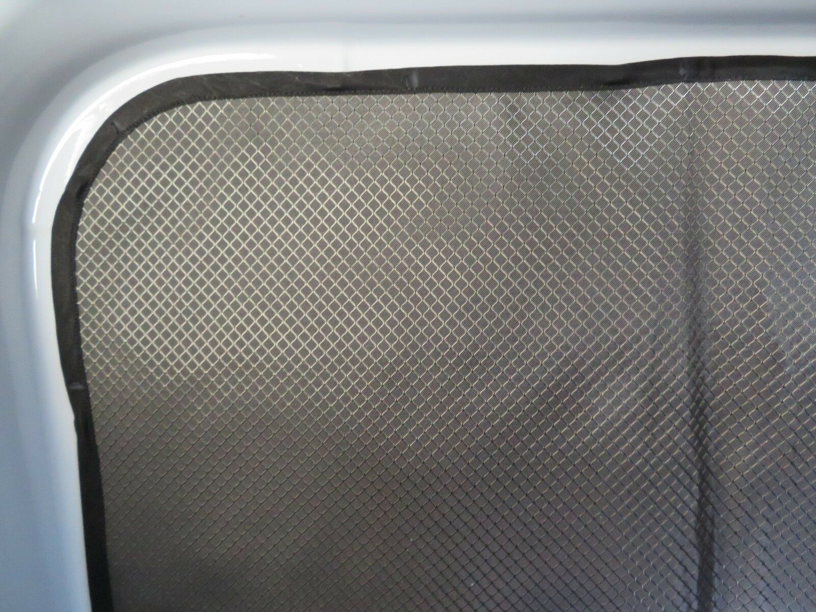 Clearance - Center Window Cover for 170 WB Sprinter - Passenger's Side - Ripplewear