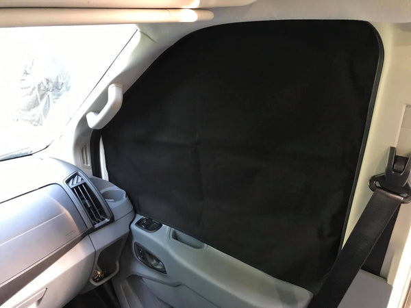 Clearance - Ford Transit Front Window Set - Mid Roof - Ripplewear
