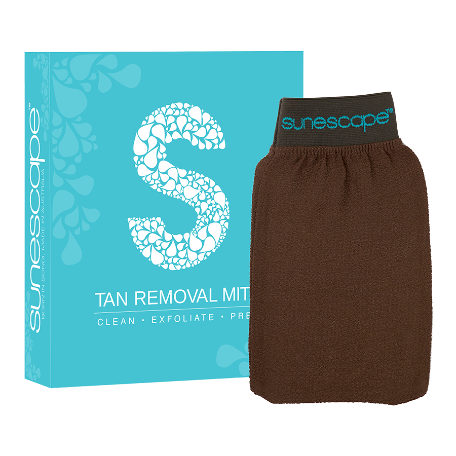 Tan Removal Mitt