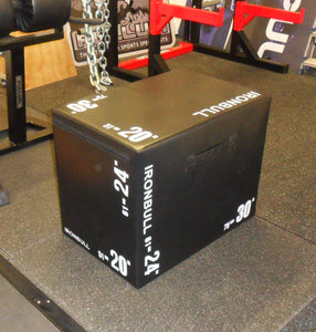 3 in 1 Soft Plyometric Box