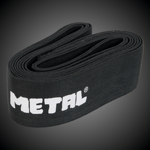 Metal Sport - Black Knee Wraps