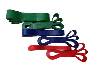 Pullum Athletic Resistance Band Set