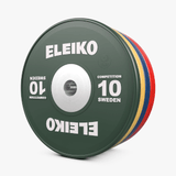 ELEIKO IWF Weightlifting COMPETITION DISCS