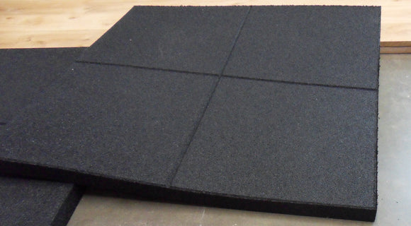 Crumb Rubber Flooring