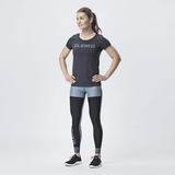 Eleiko Energy T-Shirt - Strong Grey - Woman