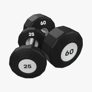 ELEIKO EVO FIXED DUMBBELLS
