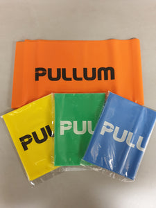 Pullum Exercise Flex Bands - 1.5m x 15cm