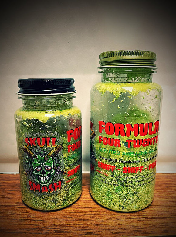 Skull Smash® Formula Four Twenty ™ Ammonia Inhalent