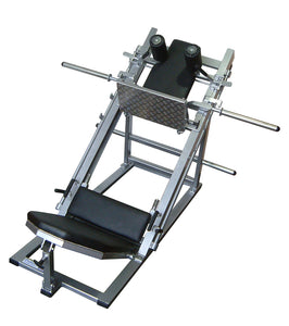 Pullum Pro-D Hack Squat/Leg Press Combination