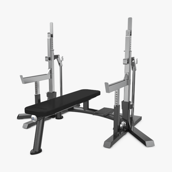 ELEIKO IPF SQUAT STANDS/BENCH COMBI