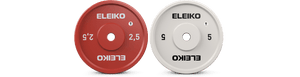 ELEIKO IWF Weightlifting Technique Training Discs
