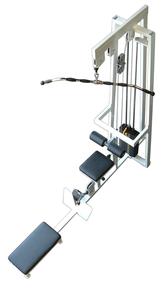 Pullum Pro-S Lat Pulldown/Low Row Combination Machine