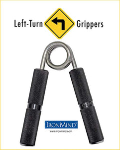 IronMind - Left-Turn Grippers
