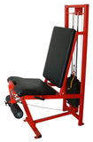 Pullum Pro-S Incline Leg Extension