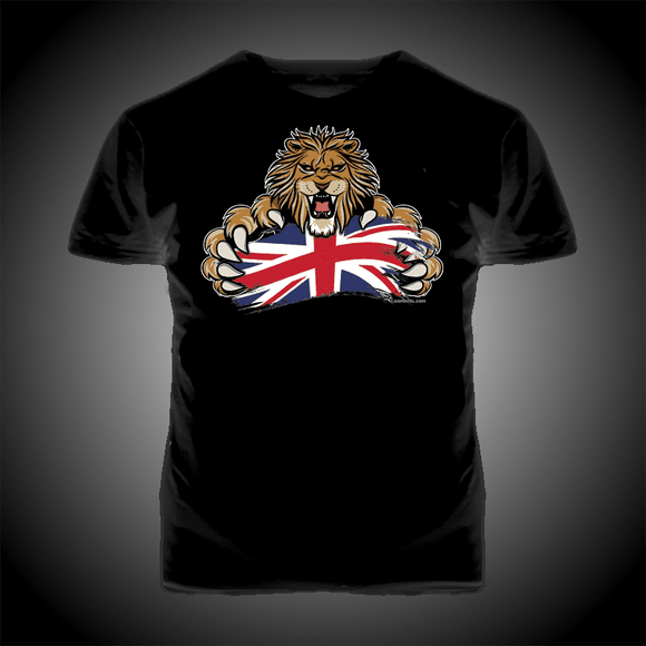 Metal Sport - UK Powerlifting T-Shirt