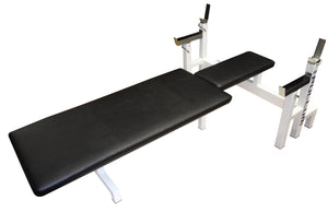 PULLUM PRO-B PARALYMPIC BENCH WITH STANDS