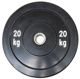 Black Bumper Training Discs
