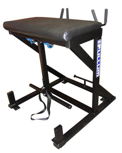 Pullum Pro-B New Reverse Hyperextension Bench