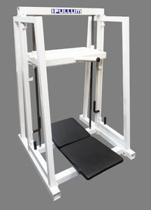 Pullum - Vertical Leg Press - Disc Loading